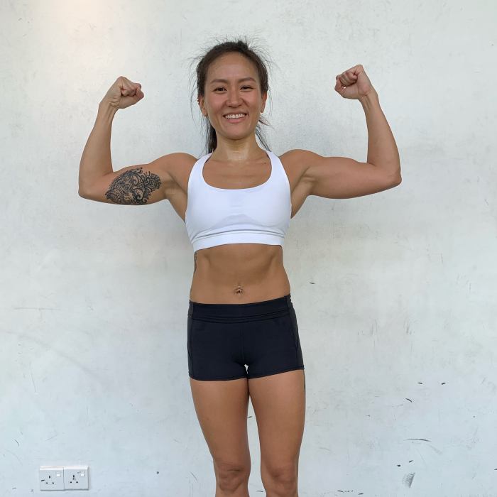 Wendy Wong – Coach Perli