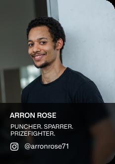 Arron Rose - Carousell