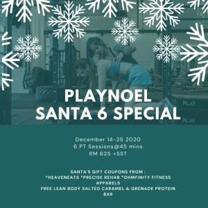 Playnoel – Santa 6 Special