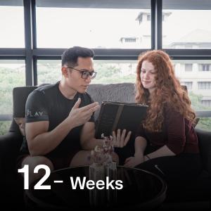 12-weeks package – Nutrition Coaching