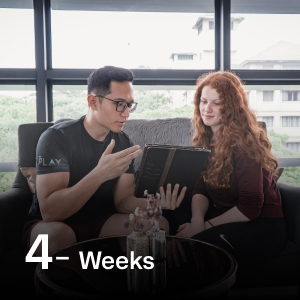 4-weeks package – Nutrition Coaching